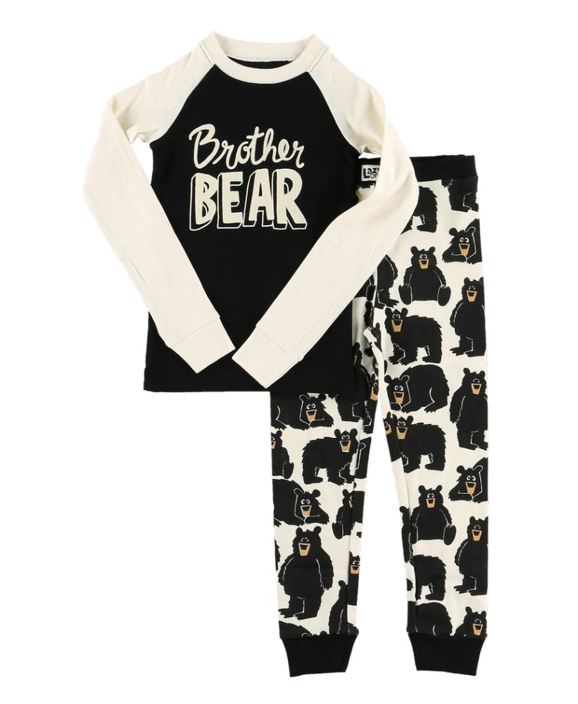 Brother Bear - Kids Long Sleeve PJ Set - Lazy One®
